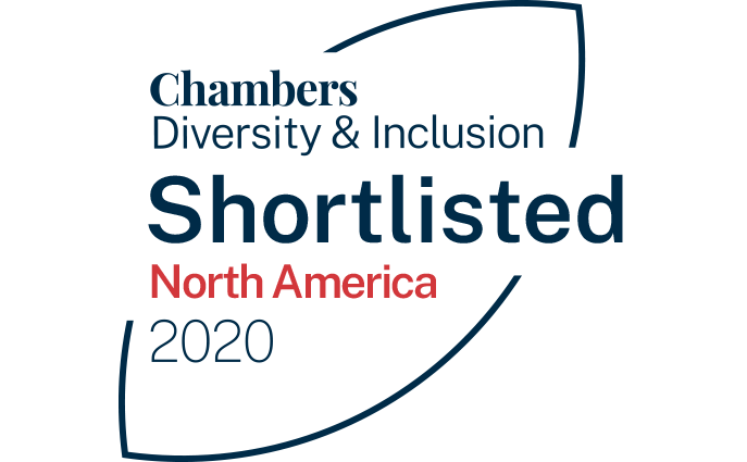 Chambers Diversity & Inclusion Awards: North America 2020