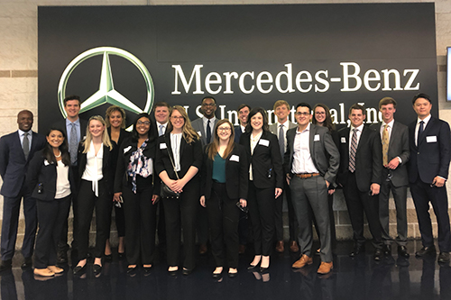 Summer Associates 2018 Mercedes Benz