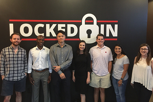 Summer Associates Locked In 2018